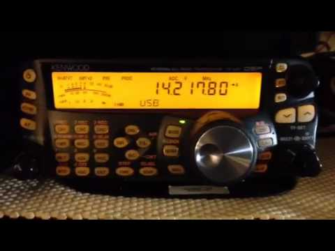 OH7UE - Finland - Amateur Radio Contact