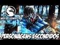Mortal Kombat X nos CELULARES? Todos os personagens ESCONDIDOS no trailer