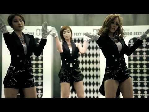 T Ara Sexi Love 2 video