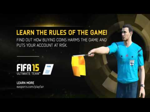 FIFA 15 ULTIMATE TEAM - EA BANS BUYING COINS! - MY FUT15 PLANS!