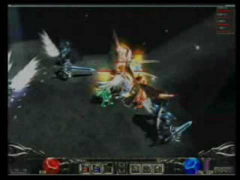 Video Trailer Mu Online Blood Castle Guild In Party