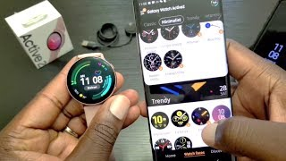 04. Samsung Galaxy Watch Active2 | Unboxing and Initial Setup