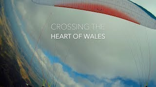 Slow(ish) TV: Crossing the Heart of Wales (on my Advance Omega X-Alps 2)