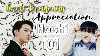 SEVENTEEN Hoshi 101 ? Kwon Soonyoung Appreciation Video