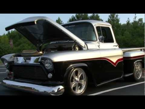 Awesome 56 Chevy Trucks Music Videos