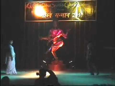 bhijuni gela wara vikas bankar dance