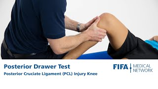 Posterior Drawer Test | Posterior Cruciate Ligament (PCL) Injury Knee