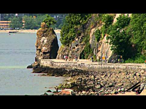 Vancouver British Columbia [HD] - in 24 hours