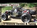 Dune Fighter Brushless 1 10 Bausatz Version Reely In Army Style mp3