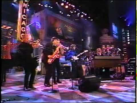 CHICAGO 25 or 6 to 4 on Tonight Show flv