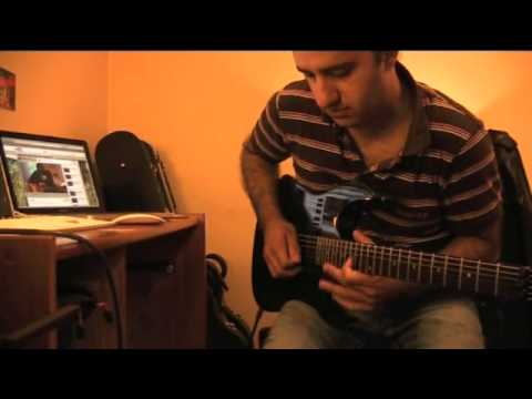 Behringer Guitar USB Interface Demo
