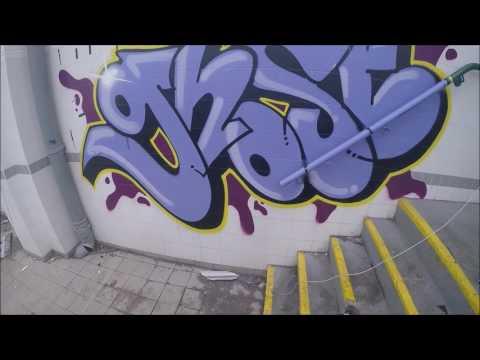 Graffiti - Ghost EA - Tags, Throws & Dubs