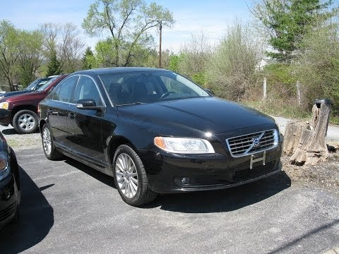 2008 Volvo S80 Start Up and Tour