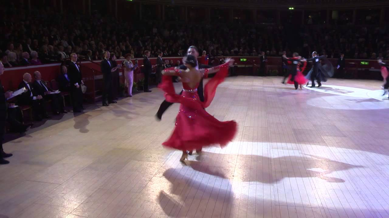 Amateur ballroom competitions
