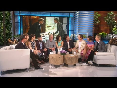 'Scandal' Cast on Their New Member -- Portia!