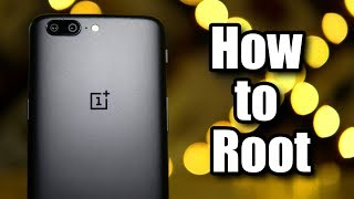 Root OnePlus 5 in 10 mins - Safe & Simple!