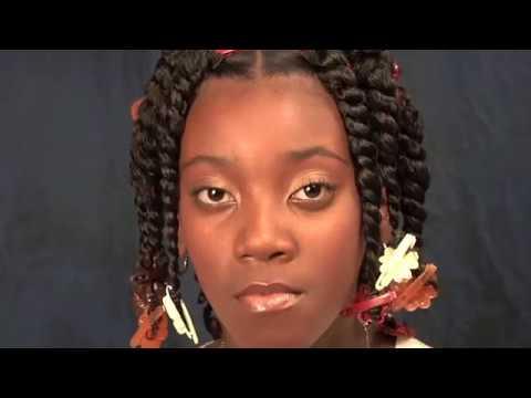 bbd boss twist ponytails no grease gelsdrying scalp or