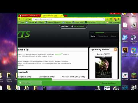 How to Download HD movies, FREE!!  (No viruses, no surveys, just downloads)