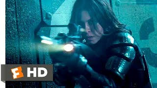 Doomsday (2008) - Raider Onslaught Scene (3/10) | Movieclips