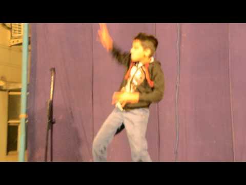 Tejas  KICK movie dance 2015   Choreo  by Surendran