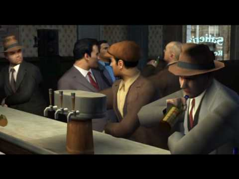 Mafia: The City Of Lost Heaven Trailer