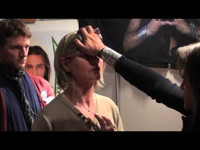 ZARATHUSTRA in LILLESTROM Psychic Surgery