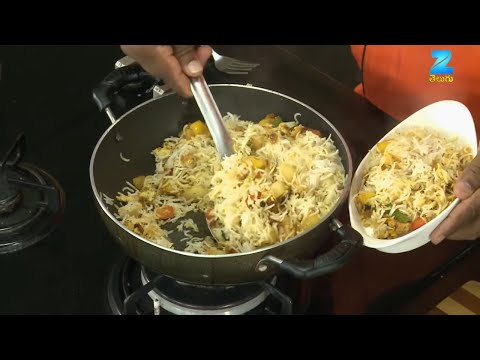 Vah re Vah - Indian Telugu Cooking Show - Episode 1024 - Zee Telugu TV Serial - Full Episode