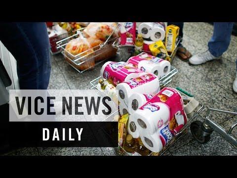 VICE News Daily: Supply Shortage at Venezuela Hotels