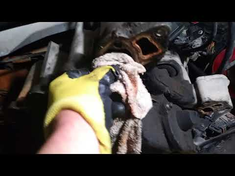 1997 Ford f150 output coolant hose/ pipe replacement intake manifold replace and quick best ways2017