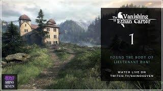 The Vanishing of Ethan Carter - Episode 1: Found the body of Lieutenant Dan!