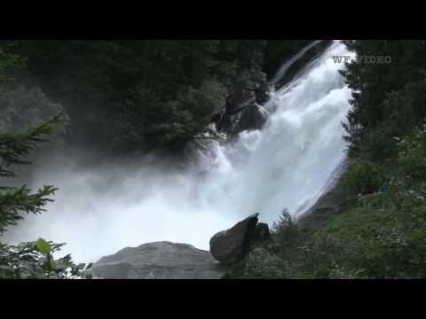Krimmler Wasserfaelle - Einzigartige Bilder in HD-Qualitaet