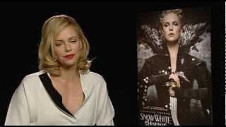 Snow White & the Huntsman - Snow White and the Huntsman Interview - Charlize Theron
