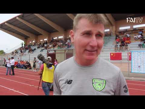 #IRLU21 INTERVIEW | Stephen Kenny on Bahrain victory