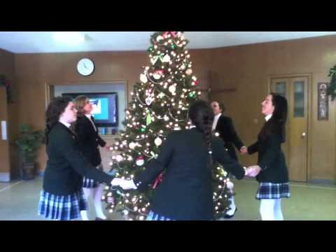 Merry Christmas from Ursuline Academy - 12/14/2011