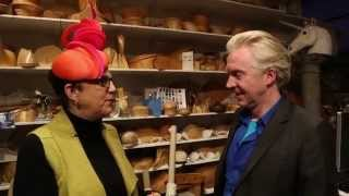 A Conversation with Hatmaker Philip Treacy