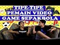 TIPE-TIPE PEMAIN VIDEO GAME SEPAKBOLA MP3