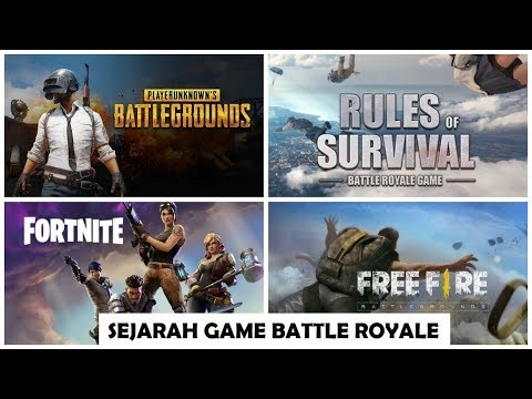 Sejarah Game Genre Battle Royale (H1Z1, PUBG, Fortnite, Free Fire, Rules of Survival, dll)