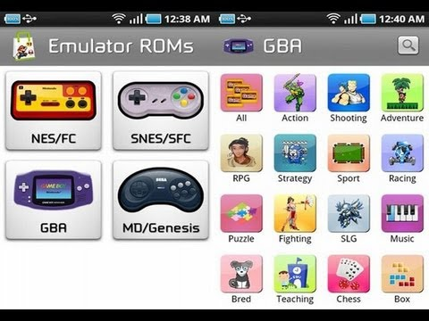 Самые лучшие эмуляторы приставок на Android в одном месте