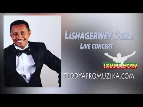 Teddy Afro - Lishager Wey Dera - Live HD Audio