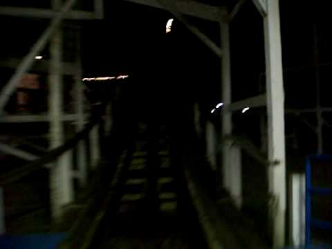 Last Ride on Little Dipper at Kiddieland Front Row Final Weekend Video