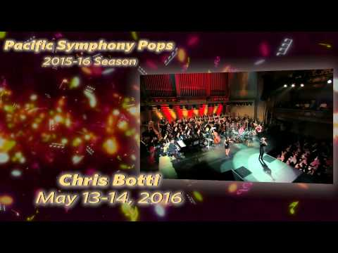 Pacific Symphony Pops 2015-16 Season Announced