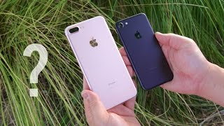 Apple iPhone 7 and 7 Plus: Worth it? (vs iPhone 6s/6s Plus)