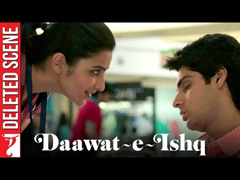 Amjad Waiting - Deleted Scene  - Daawat-e-Ishq