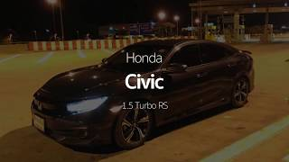 Honda Civic 1.5 Turbo RS - Clip02
