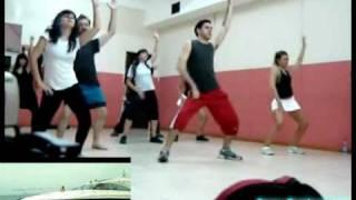 danza kuduro mejor coreografia