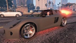 GTA V - TURBO CAR TESTING !