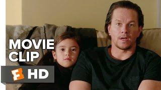 Daddy's Home Movie CLIP - Watching Frozen (2015) - Will Ferrell, Mark Wahlberg Movie HD