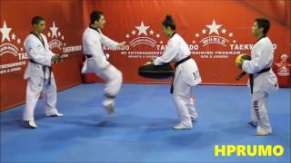 Taekwondo Mix (This is Taekwondo) 3 of 3 (in HD)