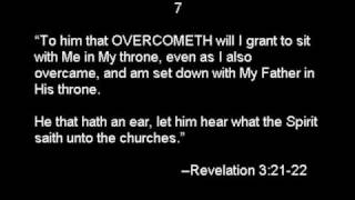 "What is a ""Christian Overcomer""?"