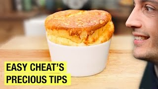 How to Master Cheese Soufflé